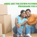 Best Down payment assistance programs