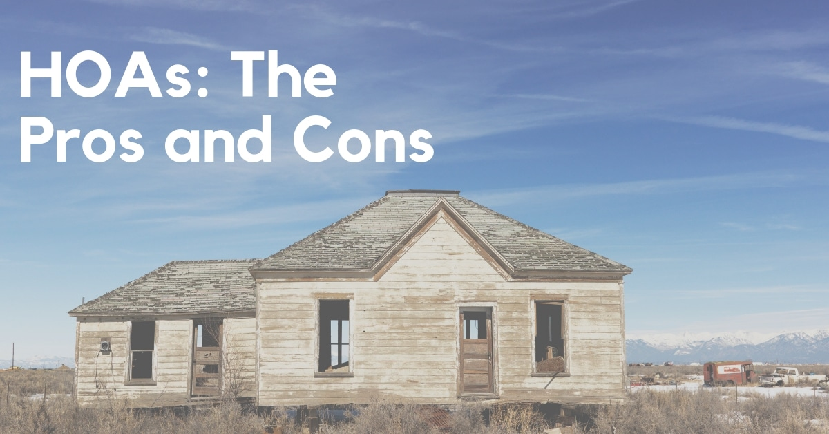 Pros and Cons of Living in an HOA