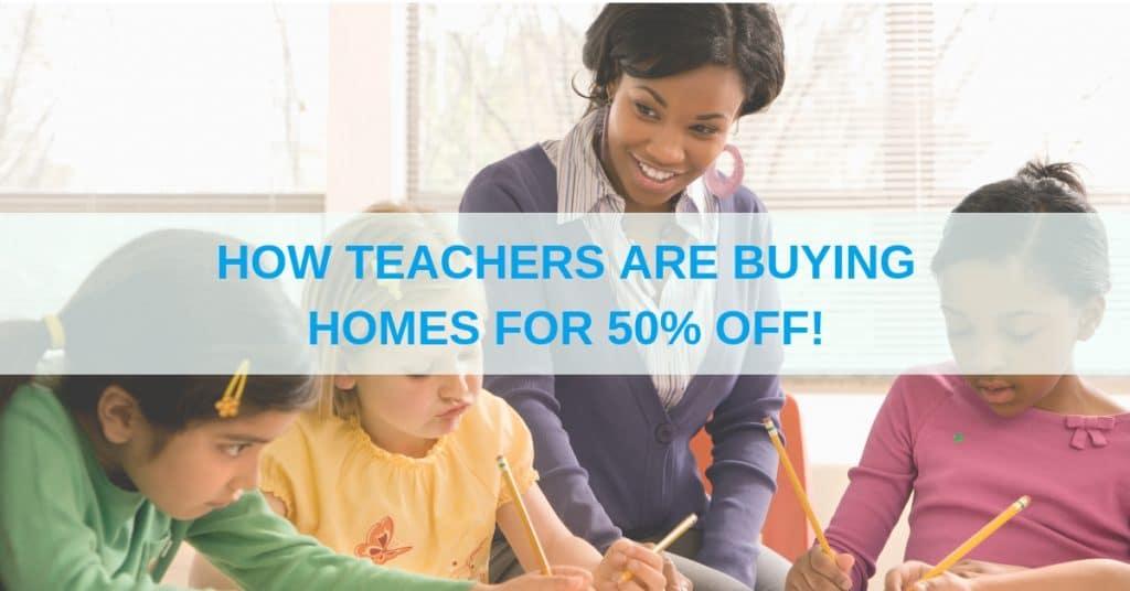 Teacher Home Buying Programs