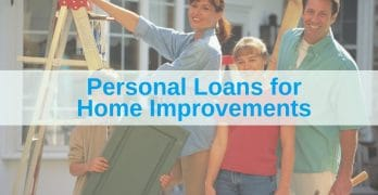 personal loans for home improvement